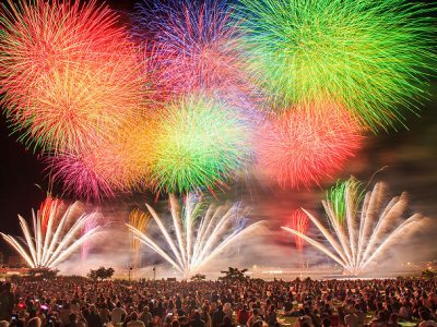 7月22日土曜日は『足立の花火大会』開催です♪