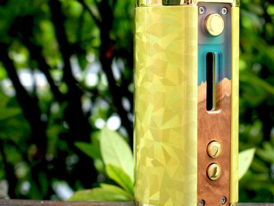 Sigelei  (シグリー) Snowwolf (スノーウルフ)218W TC Box Mod yellow