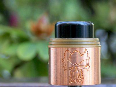 Redemption RDA (24mm) Copper