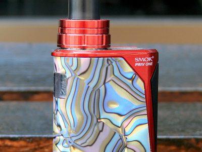 SMOK (スモック)Priv One Kit(プライブワン)レッド