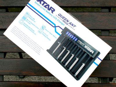 XTAR (エクスター )QUEEN ANT MC6(充電器)