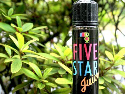 FIVE STAR(ファイブスター)  Fruit-O's(フルーツオズ)60ml