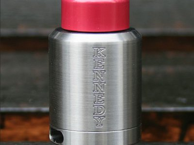 KENNEDY(ケネディ) ANODIZED ALUMINUM FAT DRAGON TIP(ドリップチップ)Pink