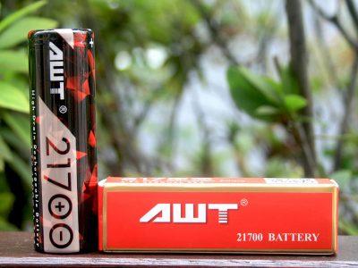 AWT 21700 4800mAh/35A バッテリー(電池)