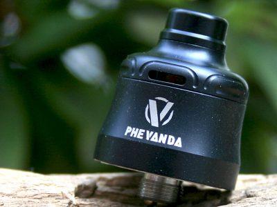 Phevanda Mods  Bell(ベル) RDA 22mm