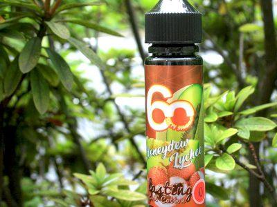 60 SYMBOLS(シックスティシンボル)Strawberry Lemonade 60ml
