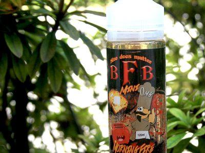 BFB (Big Frigging Bottle) MORNING FIRE 120ml