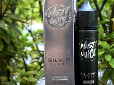 NASTY JUICE(ナスティ ジュース)Tabaco SILVER BLEND 60ml