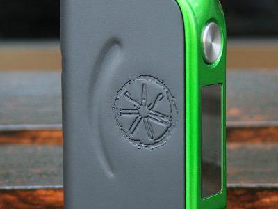 asMODus (アスモダス)Minikin Reborn(ミニキン・リボン) 168W Box Mod グリーン