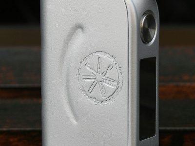 asMODus (アスモダス)Minikin Reborn(ミニキン・リボン) 168W Box Mod シルバー