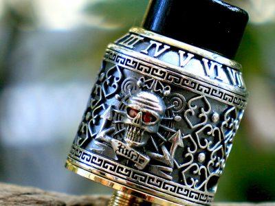 RISCLE (リスクル)Pirate King (パイレーツキング)RDA 24mm(Gold)