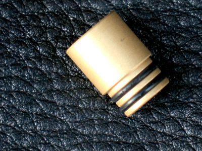 GRAM DRIP TIP colorcoat  GOLDBlast