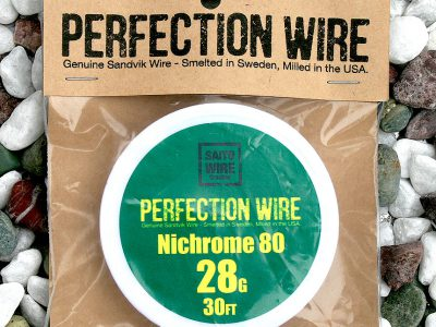 SAITO WIRE Creation/PERFECTION WIRE(パーフェクションワイヤー)Nichrome80  28G