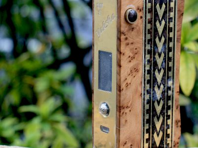 Negus Mod & Son  YAKSHA (役者)Technical Stabilized wood MOD(C)