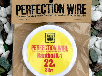 SAITO WIRE Creation/PERFECTION WIRE(パーフェクションワイヤー)Kanthal A-1  22G