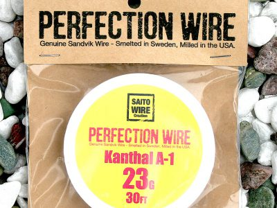 SAITO WIRE Creation/PERFECTION WIRE(パーフェクションワイヤー)Kanthal A-1  23G