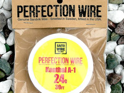 SAITO WIRE Creation/PERFECTION WIRE(パーフェクションワイヤー)Kanthal A-1  24G