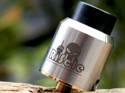 RISCLE (リスクル)Pirate King (パイレーツキング)V2 BF RDA 24mm(SS)