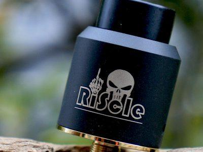 RISCLE (リスクル)Pirate King (パイレーツキング)V2 BF RDA 24mm(Black)