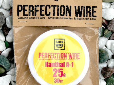 SAITO WIRE Creation/PERFECTION WIRE(パーフェクションワイヤー)Kanthal A-1  25G