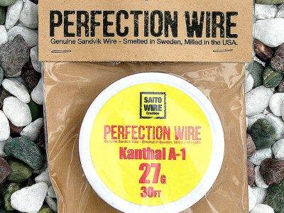 SAITO WIRE Creation/PERFECTION WIRE(パーフェクションワイヤー)Kanthal A-1  27G