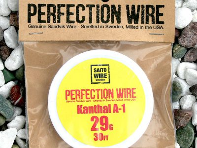 SAITO WIRE Creation/PERFECTION WIRE(パーフェクションワイヤー)Kanthal A-1  29G