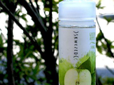 SKWEZED (スクイーズ) Green Apple (グリーンアップル) 100ml