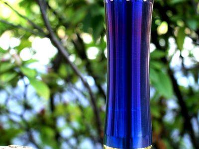 Comp Lyfe(コンプライフ) Takeover 21700 Mod Anodized Titanium Blue