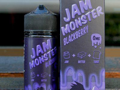 JAM MONSTER(ジャムモンスター)BLACKBERRY(ブラックベリー)  100ml