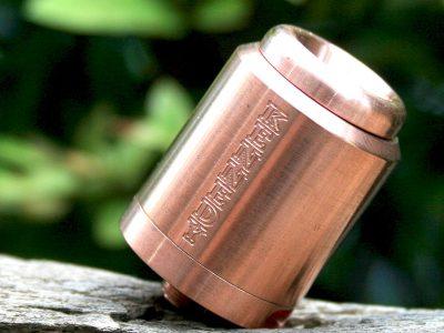 KENNEDY(ケネディ)STUB DOGG DRIP TIPS(ショートドリチ)Copper