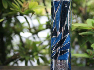 Negus Mod & Son  SKANDA(スカンダ)ALUMINIUM Blue