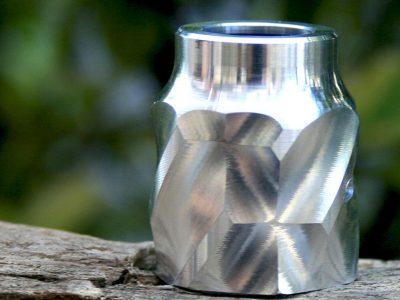 Comp Lyfe(コンプライフ)Stealth Cap2/Bare Aluminum