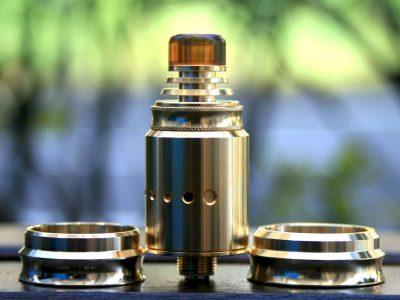 VandyVape (バンディーベイプ)BERSERKER MTL RDA(バーサーカー エムティーエル アールディーエー)Gold