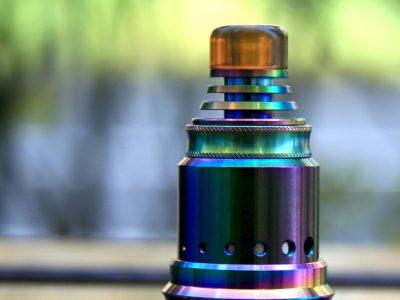 VandyVape (バンディーベイプ)BERSERKER MTL RDA(バーサーカー エムティーエル アールディーエー)Rainbow