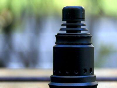 VandyVape (バンディーベイプ)BERSERKER MTL RDA(バーサーカー エムティーエル アールディーエー)Matte Black