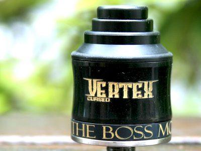 The Boss Mod VERTEX(ベルテックス) CURSED SQUONK RDA SS