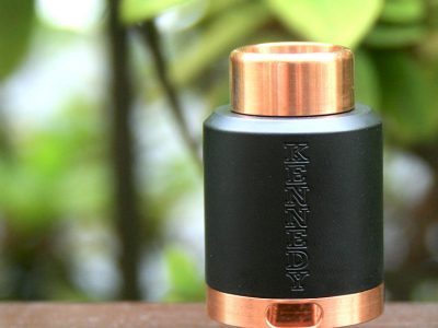 KENNEDY(ケネディ) 25 RDA (Black×Copper)