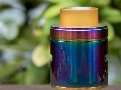 Arctic Dolphin(アークティィク・ドルフィン)Blaze (ブレェィズ)RDA 24MM  Rainbow