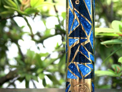 Negus Mod & Son  SKANDA(スカンダ)Brass Blue