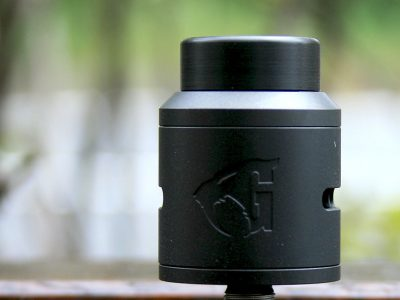Goon V1.5 RDA 24mm By 528 Custom Vapes(ブラック)