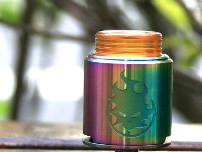 VandyVape (バンディーベイプ)PHOBIA(フォビア)RDA 24mm Rainbow