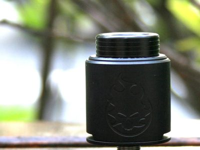 VandyVape (バンディーベイプ)PHOBIA(フォビア)RDA 24mm Black