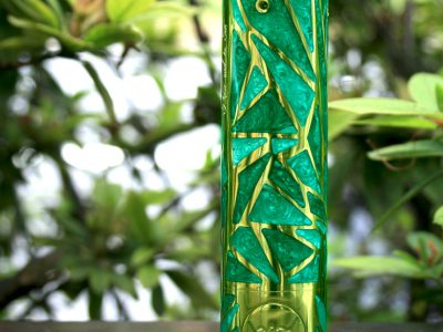 Negus Mod & Son  SKANDA(スカンダ)Brass Green