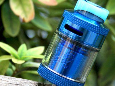 HELLVAPE Dead Rabbit (デッドラビット) RTA25mm (Blue)