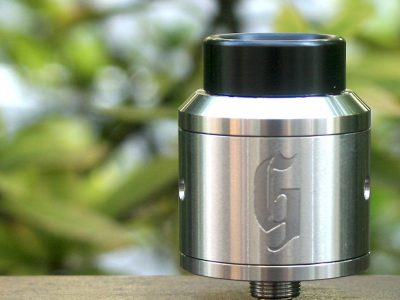 Goon25MM RDA By 528 Custom Vapes (SS)