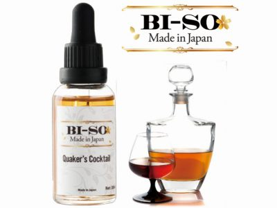 BI-SO Quaker'sCocktail 30ml