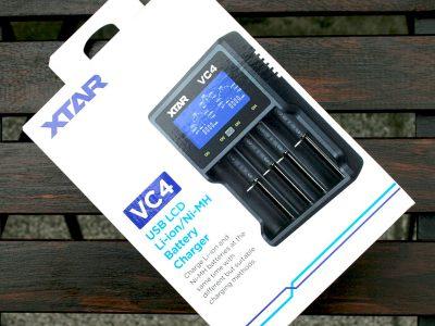 XTAR (エクスター )VC4(充電器)