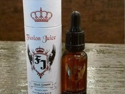 Fusion Juice Black Sesamie 20ml