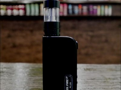 innokin Cool Fire-4Plus iSub Gセット ブラック