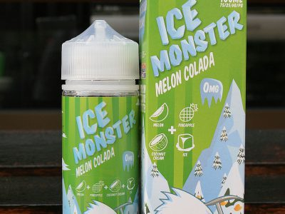 JAM MONSTER(ジャムモンスター) ICE MONSTER MELON COLADA 100ml